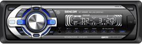 SENCOR SCT 4056MR AUTORÁDIO S USB/SD/RDS