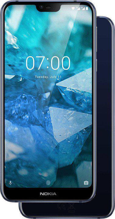 NOKIA 7.1 Single SIM 3/32GB Blue (11CTLL01A05)
