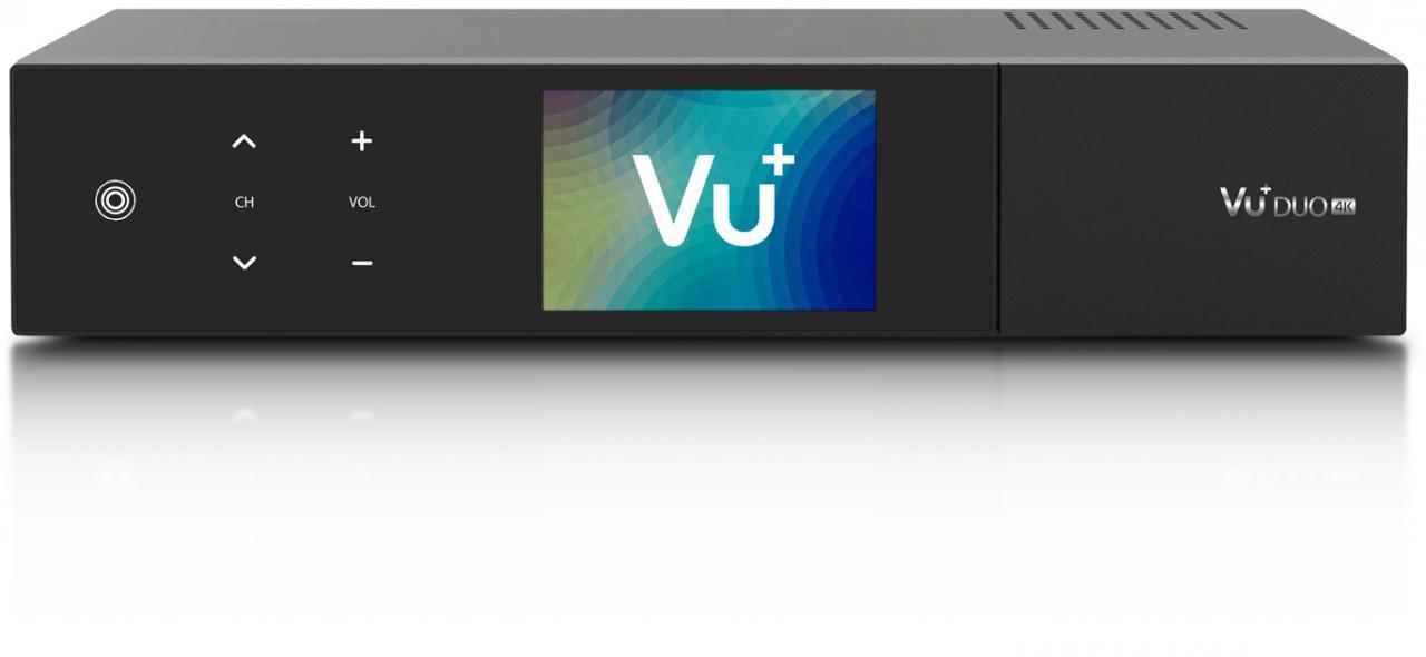 AB COM VU+ DUO 4K 1x Dual DVB-T2 MTSIF (VU+ DUO 4K 1DUALT2)