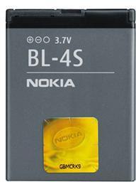 NOKIA BL-4S baterie Li-Ion 860mAh - bulk (8592118001151)