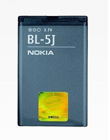 NOKIA baterie BL-5J Li-Ion 1320 mAh - bulk (8592118810166)