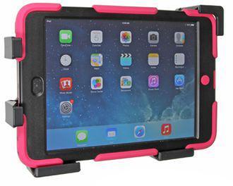 BRODIT držák do auta na tablet nastavitelný, bez nabíjení, š. 185-245, v. 108-173, tl. 8-15 mm (PBR-511625)