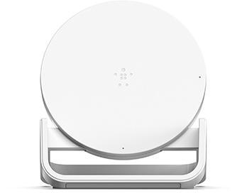 BELKIN Boostup stojan, bezdrátová QI nabíječka, 10W, bílá (F7U052vfWHT)