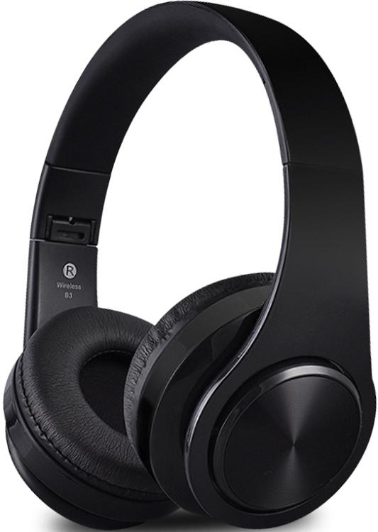 Bezdrátová sluchátka S5, černé (8588006962765)