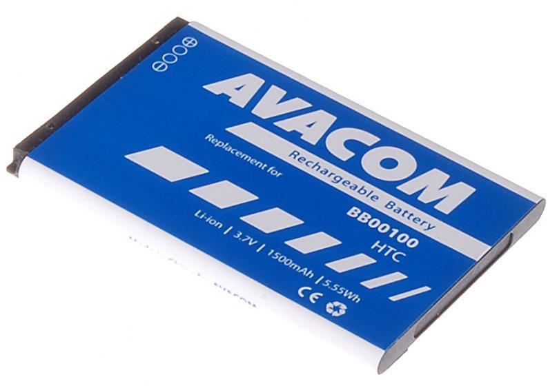 AVACOM baterie do mobilu HTC Legend, G8 Li-Ion 3,7V 1500mAh (náhrada BB00100) (PDHT-G8-S1500A)