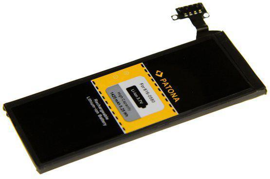 Fotografie PATONA baterie pro mobil iPhone 4S 1420mAh 3,7V Li-Pol + nářadí
