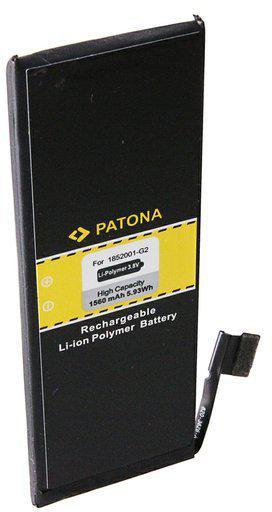 Fotografie PATONA baterie pro mobil iPhone 5c/5s 1560mAh 3,7V Li-lon