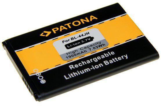 Fotografie PATONA baterie pro mobil LG BL-44JH 1900mAh 3,7V Li-Ion