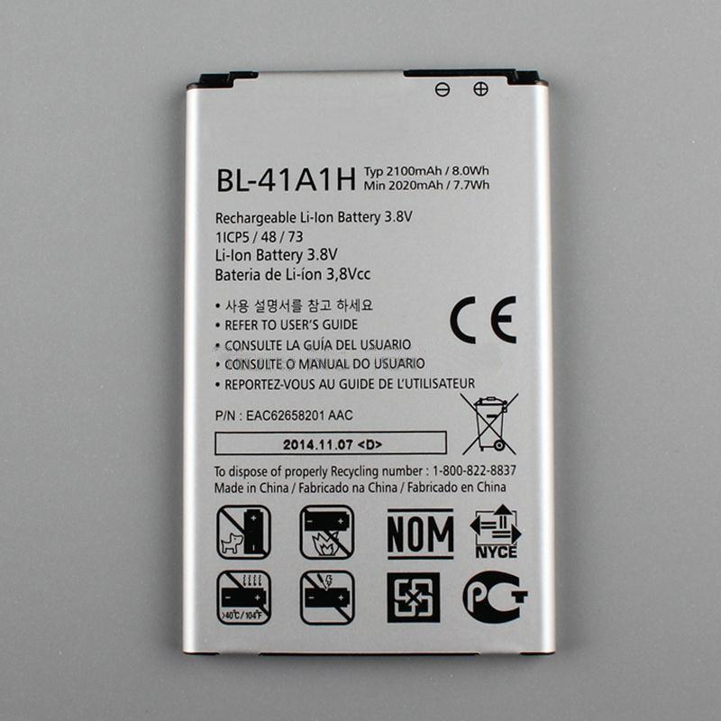LG Baterie BL-41A1H 2100mAh Li-Ion (Bulk) (8592118834223)