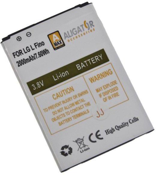 ALIGATOR baterie pro LG Leon/L Fino 2000 mAh (BLA0269)