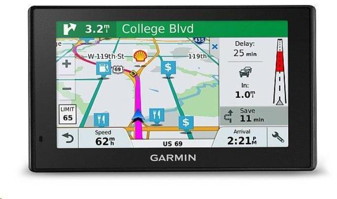 Garmin GPS navigace DriveSmart 51T-D Lifetime Europe20 (010-01680-23)