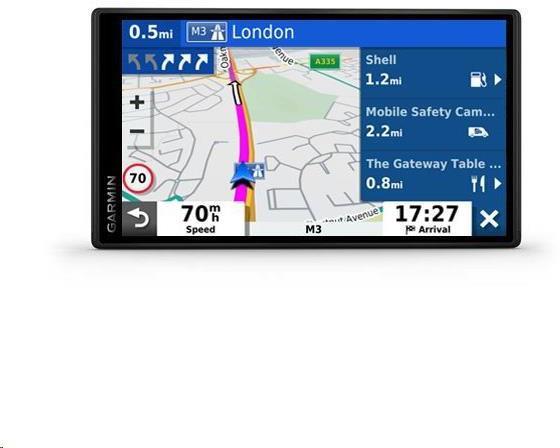 Garmin GPS navigace Garmin DriveSmart 65T-D WIFI Europe45 (010-02038-13)