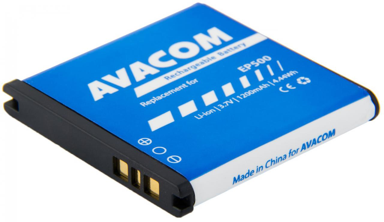 AVACOM Baterie AVACOM GSSE-EP500-1200 do mobilu Sony Ericsson Xperia mini Li-Ion 3,7V 1200mAh (GSSE-EP500-1200)