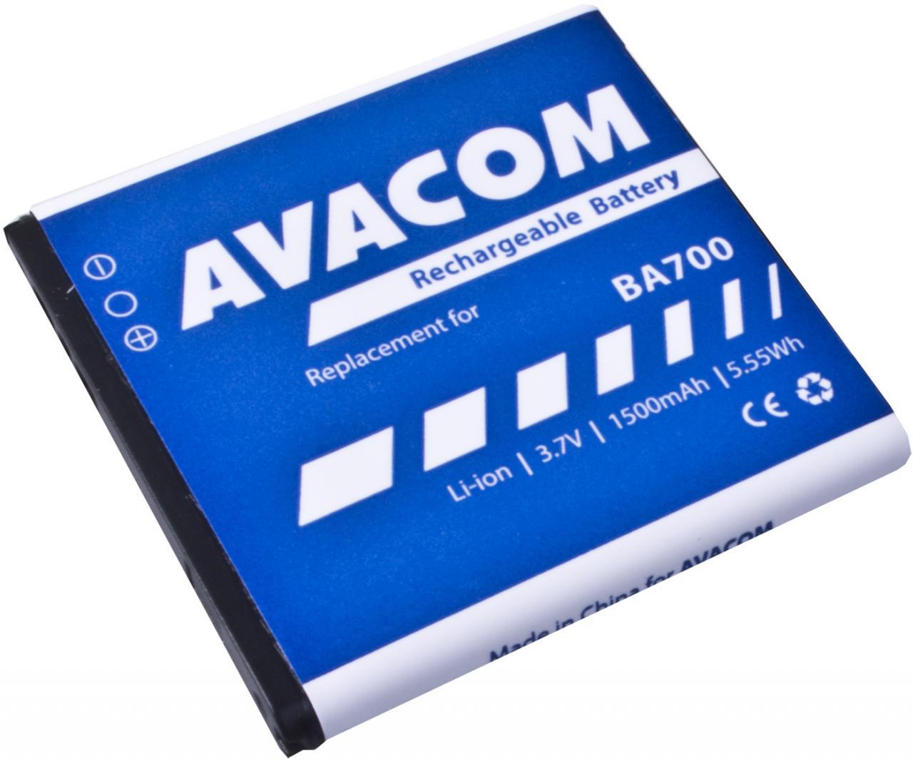 AVACOM Baterie AVACOM GSSE-NEO-1500A do mobilu Sony Ericsson Xperia Neo, Pro, Ray Li-Ion 3,7V (GSSE-NEO-1500A)