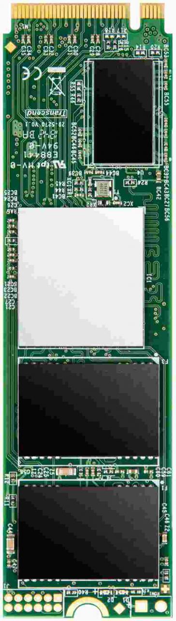 Transcend SSD 220S 1TB, M.2 2280, PCIe Gen3x4, NVMe, M-Key, 3D TLC, with Dram (TS1TMTE220S)