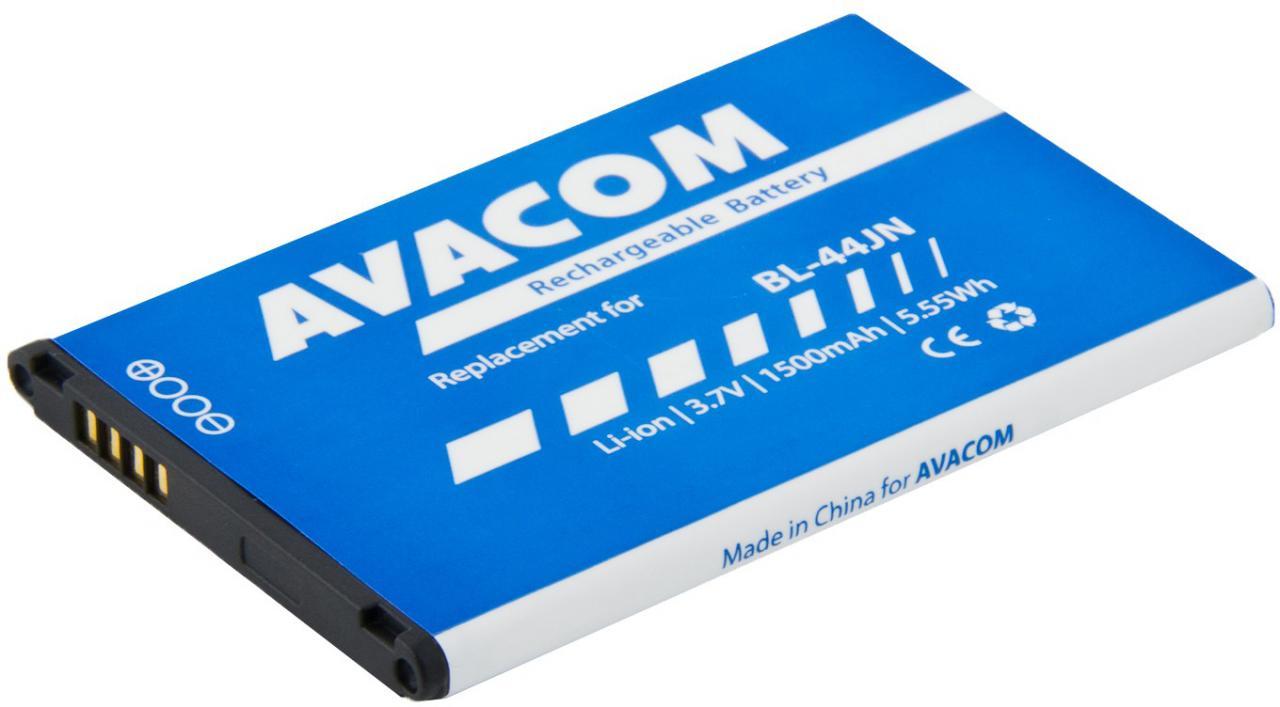 AVACOM Baterie AVACOM GSLG-P970-S1500A do mobilu LG Optimus Black P970 Li-Ion 3,7V 1500mAh (GSLG-P970-S1500A)
