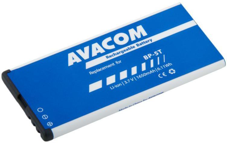 AVACOM Baterie AVACOM GSNO-BP5T-S1650A do mobilu Nokia Lumia 820, Li-Ion 3 (GSNO-BP5T-S1650A)