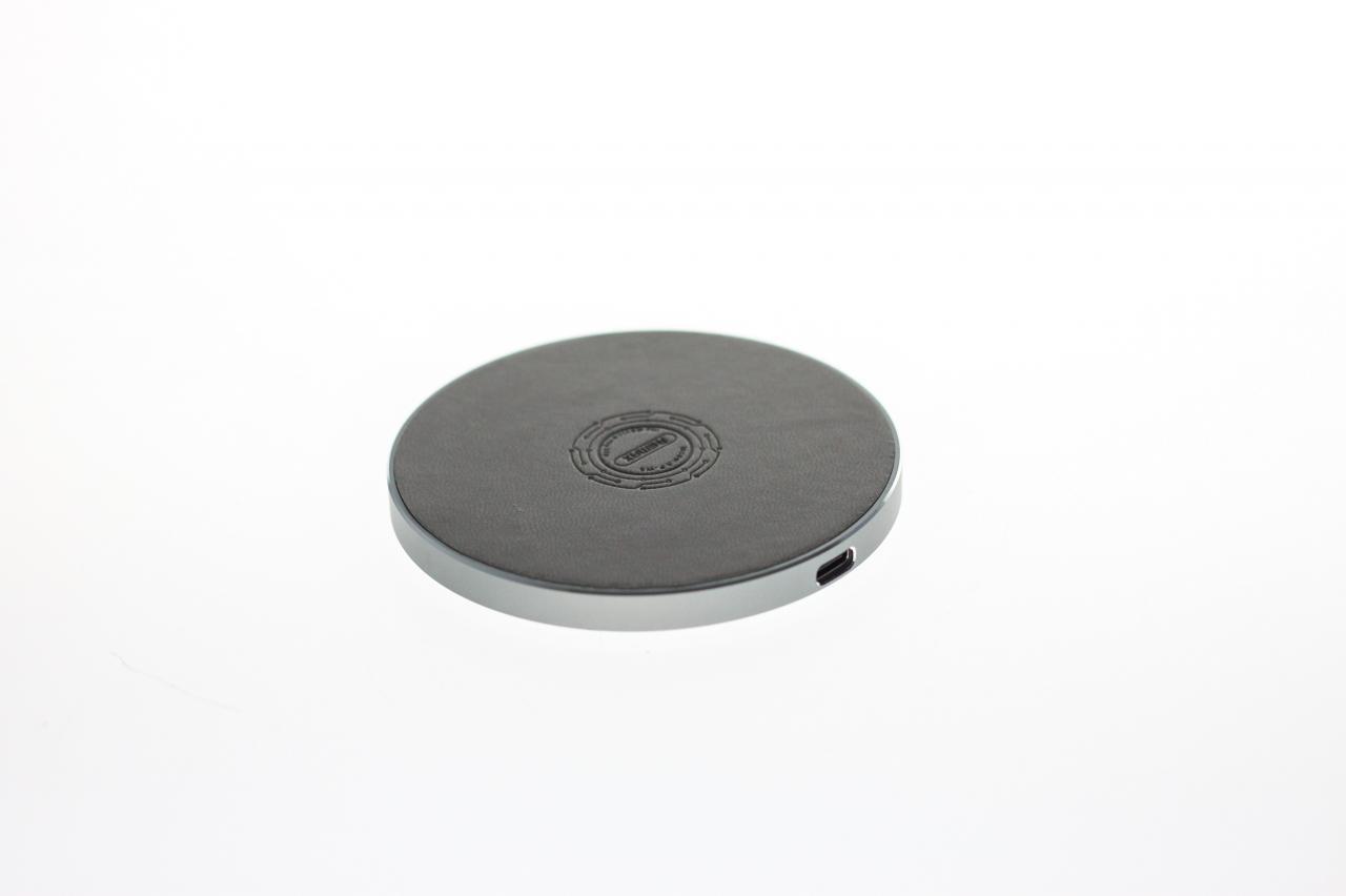 REMAX RP-W5, bezdrátová nabíječka, světlehnědá (AA-1302)