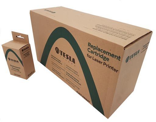 TESLA alternativní tonerová kazeta HP LJ P3010, 3011, 3015 CE255X/black/12500 (2T4C1P1367)