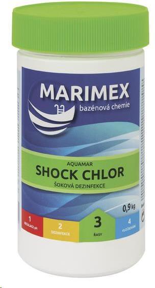 Marimex Shock Chlor Chlor Šok 0,9 kg (11301302)