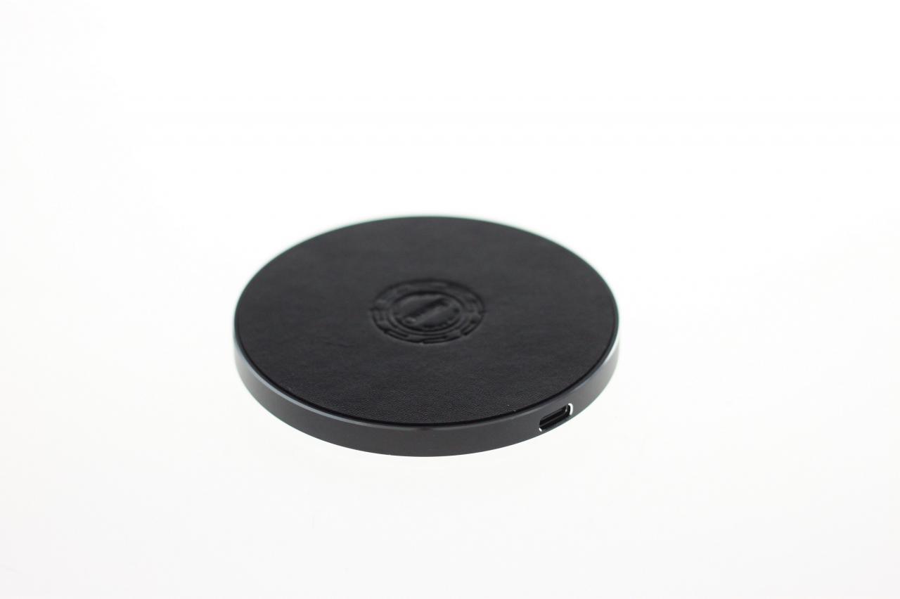 REMAX RP-W5, bezdrátová nabíječka, černá (AA-1282)