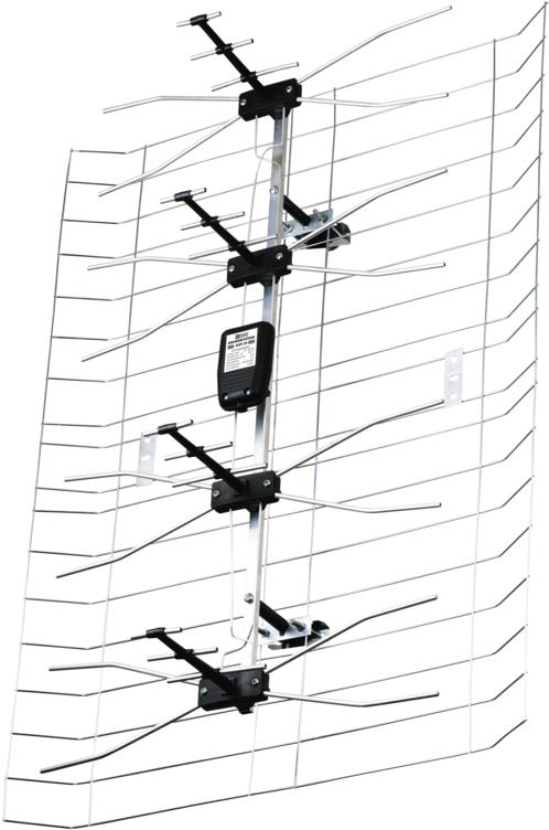 EMOS Venkovní anténa DVB-T2 ASP-25 (2703105000)