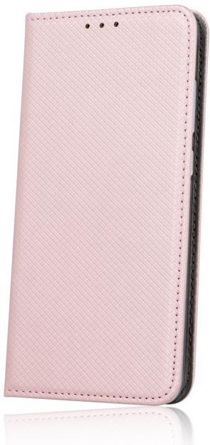 Pouzdro s magnetem LG K8 2017 Rose Gold