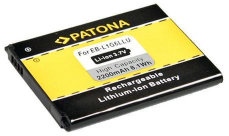 Fotografie PATONA baterie pro mobilní telefon Samsung EB-L1G6LLU 2200mAh 3,7V Li-Ion (PT3001)