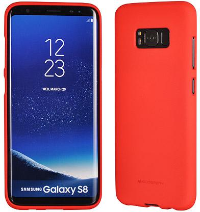 Mercury Soft Feeling TPU pro Samsung Galaxy J5 2017 (J530) Red