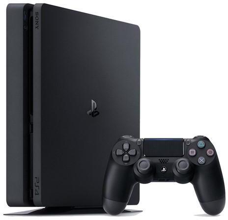 Fotografie SONY PLAYSTATION PS4 - Playstation 4 500GB F black slim (PS719407775)