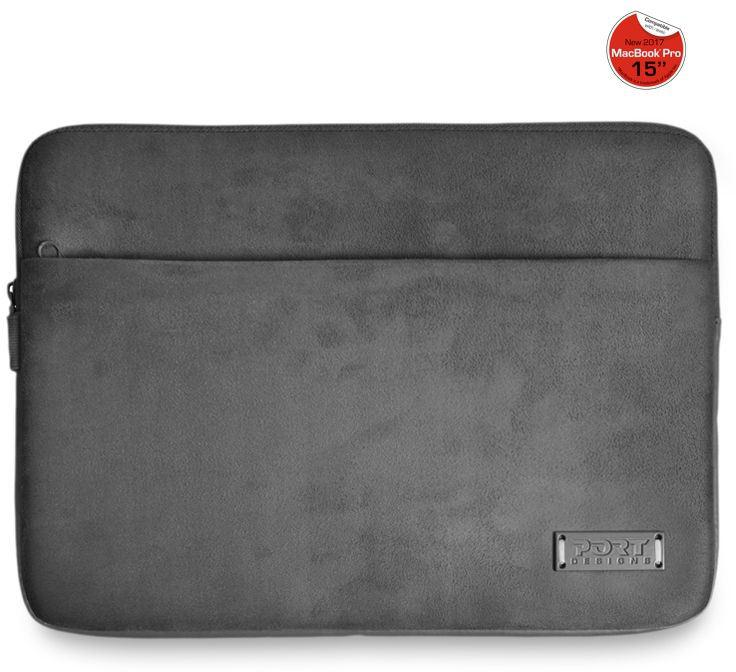 "PORT DESIGNS MILANO MacBook Pro 13'' pouzdro na 11/12"" notebook, šedé (140700)"