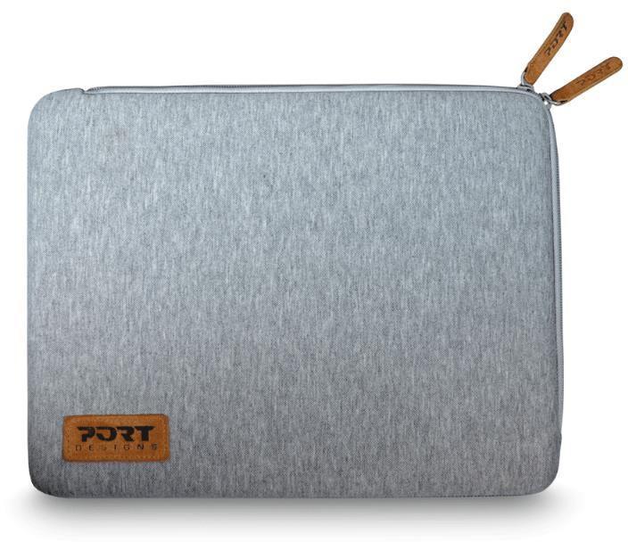 "PORT DESIGNS TORINO pouzdro na 13,3/14"" notebook, šedé (140384)"