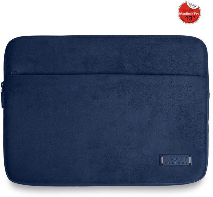 "PORT DESIGNS MILANO MacBook Pro 15'' pouzdro na 13/14"" notebook, modré (140707)"