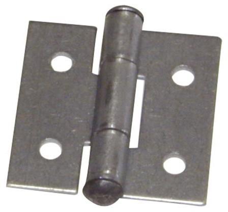 závěs dvouram. 40mm pu Zn (17/ZN)