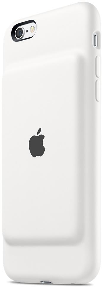 APPLE iPhone 6s Smart Battery Case Charcoal White (MGQM2ZM/A)