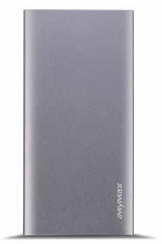 MyMAx X10 Slim PowerBank 10000mAh Grey