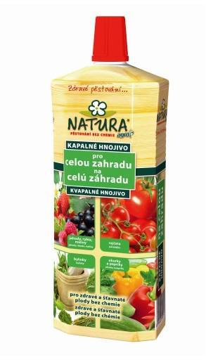 AGRO hnojivo NATURA kapalné pro celou zahradu 1l (000563)