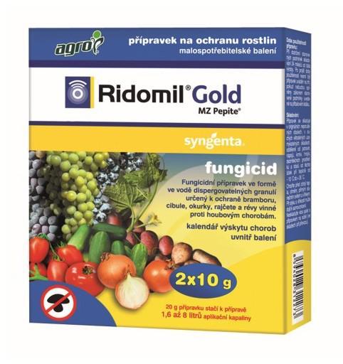 AGRO RIDOMIL GOLD MZ Pepite 2x10g (017161)