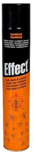 EFFECT sprej proti vosám a sršňům, insekticid EFFECT, 400ml aerosol (40270)