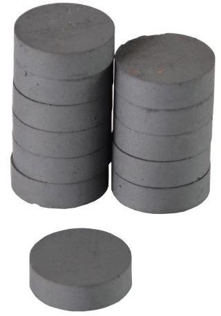 RON magnet 850/16mm ČER (12ks) (20801001)