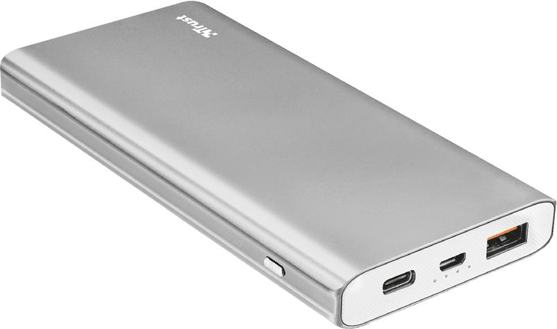 TRUST Omni Thin PowerBank 10000, USB-C (22701)