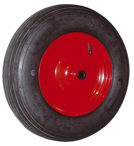 kolo náhradní nafukovací, plechový disk (11960)