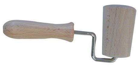 DŘEVOTVAR váleček na těsto jednoruč. 7cm dřev. (73002)
