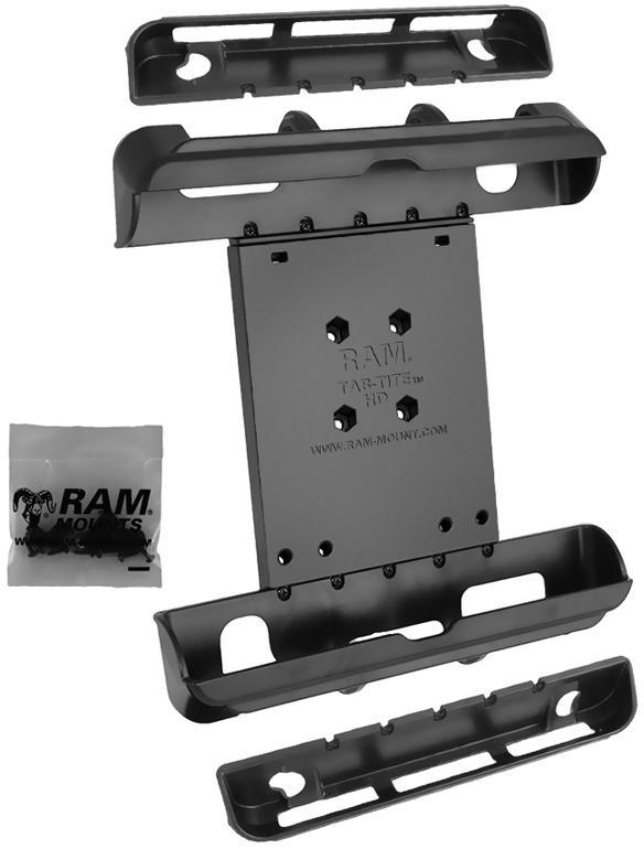 """BRODIT RAM Mounts univerzální držák na tablet 9"""" a 10"""" bez nebo s pouzdrem (RAM-HOL-TAB-LGU)"""