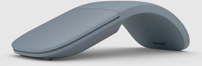 MICROSOFT Surface Arc Mouse Bluetooth 4.0, Ice Blue (CZV-00070)