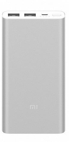 XIAOMI Mi PowerBank 2S 10000mAh Silver (6934177700910)