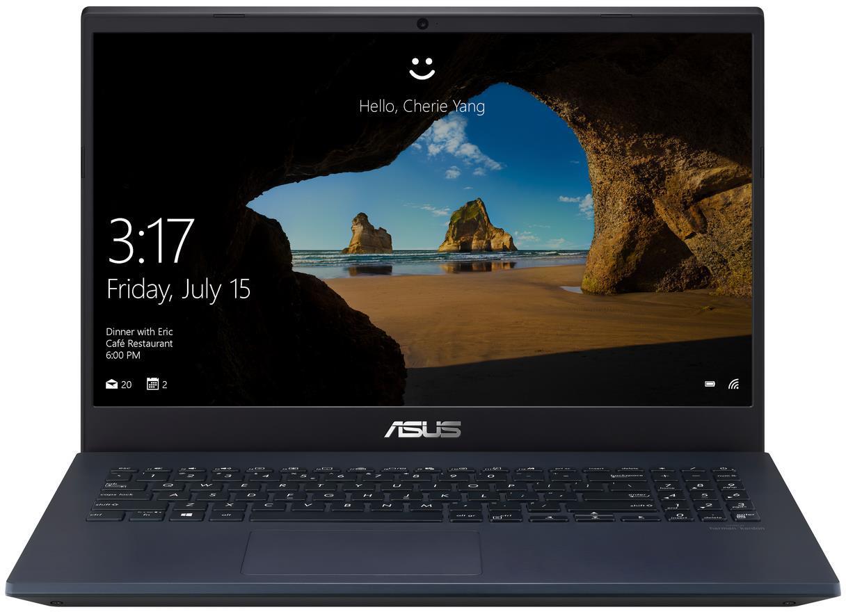 ASUS X571GT Intel Core i7-9750H Černá (X571GT-BQ010)