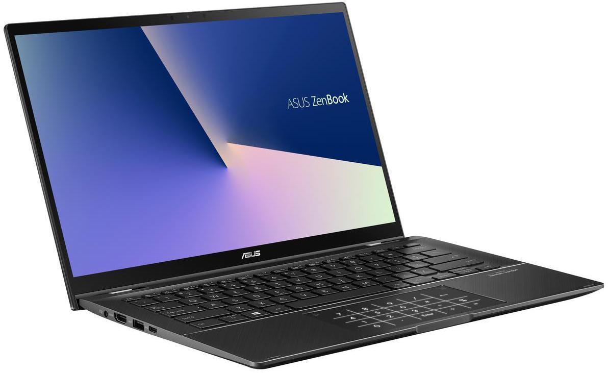 ASUS Zenbook Flip UX463FA Intel Core i7-10510U Tmavě šedá (UX463FA-AI018T)