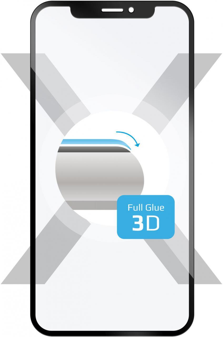 Fotografie FIXED 3D Full-Cover sklo Apple iPhone 6/6S, White