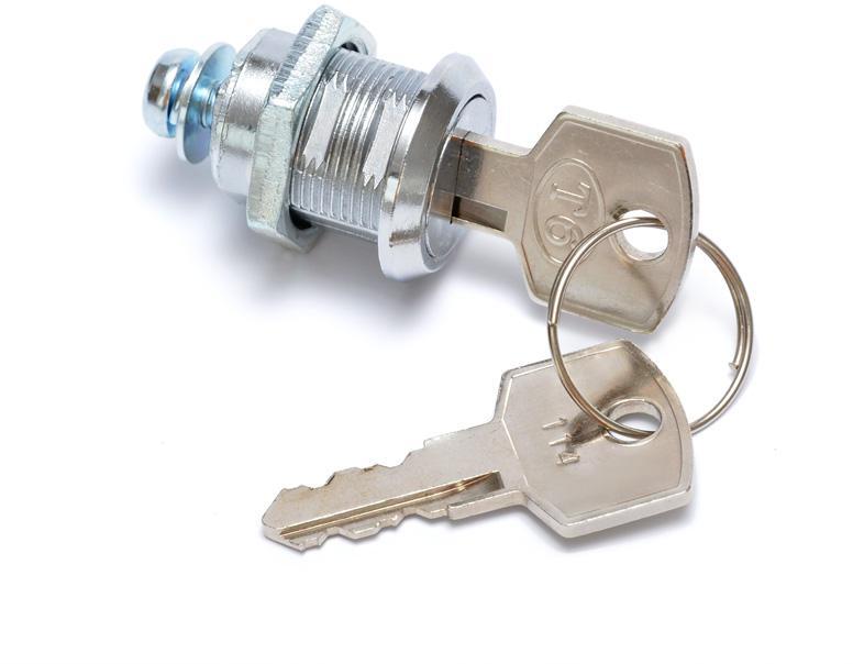 VIRTUOS Náhradní zámek s klíčky pro C410/C420/C430-xx (EKA9036)